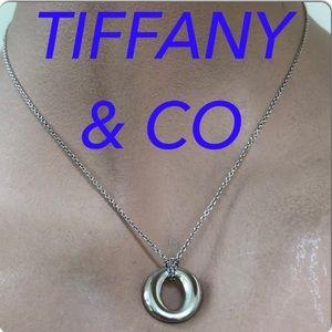 🔴Authentic TIFFANY& CO ELLSA Peretti  Necklace🔴